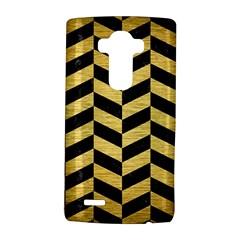 CHV1 BK MARBLE GOLD LG G4 Hardshell Case