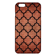 TIL1 BK MARBLE COPPER (R) iPhone 6 Plus/6S Plus TPU Case