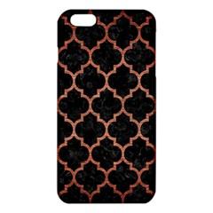 TIL1 BK MARBLE COPPER iPhone 6 Plus/6S Plus TPU Case