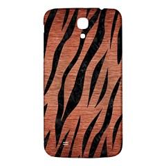Skin3 Black Marble & Copper Brushed Metal (r) Samsung Galaxy Mega I9200 Hardshell Back Case