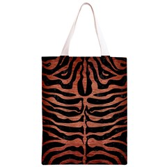 SKN2 BK MARBLE COPPER Classic Light Tote Bag