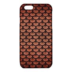 SCA3 BK MARBLE COPPER (R) iPhone 6/6S TPU Case