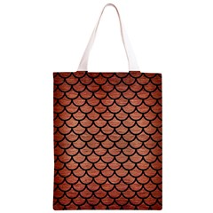 SCA1 BK MARBLE COPPER (R) Classic Light Tote Bag