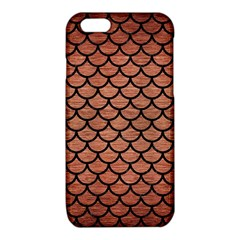SCA1 BK MARBLE COPPER (R) iPhone 6/6S TPU Case