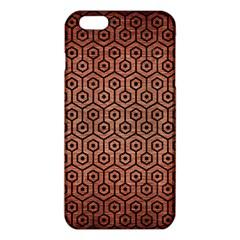 HXG1 BK MARBLE COPPER (R) iPhone 6 Plus/6S Plus TPU Case
