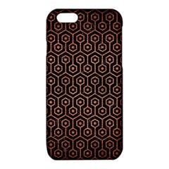 HXG1 BK MARBLE COPPER iPhone 6/6S TPU Case