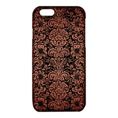 DMS2 BK MARBLE COPPER iPhone 6/6S TPU Case