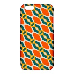 Chains and squares pattern 			iPhone 6/6S TPU Case
