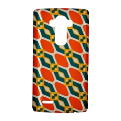 Chains And Squares Pattern 			lg G4 Hardshell Case