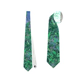 Fantasy Landscape Photo Collage Neckties (One Side)