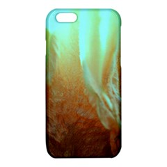 Floating Teal and Orange Peach iPhone 6/6S TPU Case