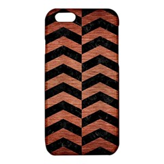 CHV2 BK MARBLE COPPER iPhone 6/6S TPU Case