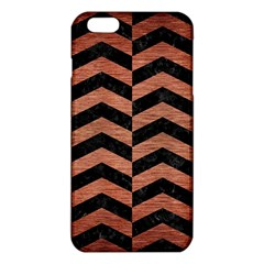 CHV2 BK MARBLE COPPER iPhone 6 Plus/6S Plus TPU Case