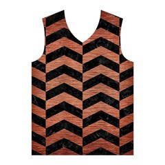 CHV2 BK MARBLE COPPER Men s Basketball Tank Top