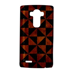 TRI1 BK MARBLE BURL LG G4 Hardshell Case
