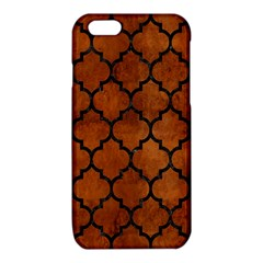 TIL1 BK MARBLE BURL (R) iPhone 6/6S TPU Case