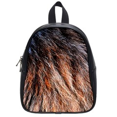 Black Red Hair School Bags (small)