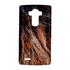 Black Red Hair LG G4 Hardshell Case