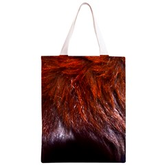 Red Hair Classic Light Tote Bag