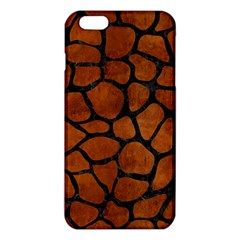 SKN1 BK MARBLE BURL iPhone 6 Plus/6S Plus TPU Case