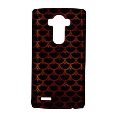 SCA3 BK MARBLE BURL LG G4 Hardshell Case