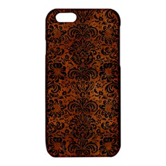 DMS2 BK MARBLE BURL (R) iPhone 6/6S TPU Case