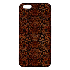 DMS2 BK MARBLE BURL iPhone 6 Plus/6S Plus TPU Case