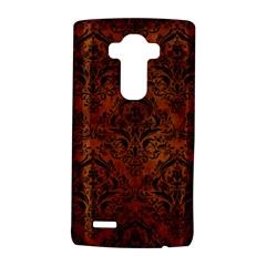 DMS1 BK MARBLE BURL (R) LG G4 Hardshell Case