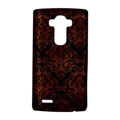 DMS1 BK MARBLE BURL LG G4 Hardshell Case