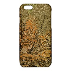 Floral Grunge iPhone 6/6S TPU Case