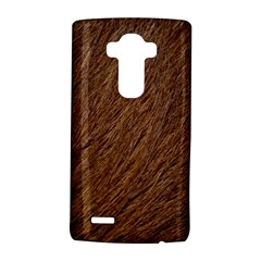 Orange Fur LG G4 Hardshell Case