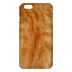 Orange Fur 2 Iphone 6 Plus/6s Plus Tpu Case