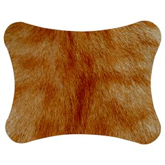 Orange Fur 2 Jigsaw Puzzle Photo Stand (Bow)