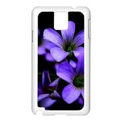Springtime Flower Design Samsung Galaxy Note 3 N9005 Case (white)