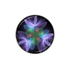 Ethereal Flowers Hat Clip Ball Marker