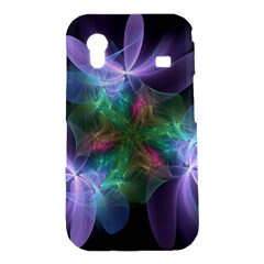Ethereal Flowers Samsung Galaxy Ace S5830 Hardshell Case