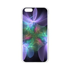 Ethereal Flowers Apple Seamless iPhone 6/6S Case (Transparent)