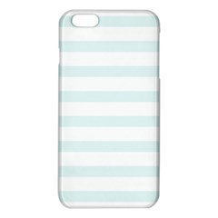 Baby Blue and White Stripes iPhone 6 Plus/6S Plus TPU Case
