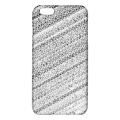 Silver abstract and Stripes iPhone 6 Plus/6S Plus TPU Case