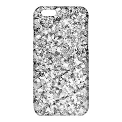 Silver Abstract Design iPhone 6/6S TPU Case