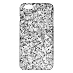 Silver Abstract Design iPhone 6 Plus/6S Plus TPU Case