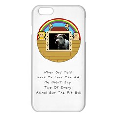 But The Pit Bull Iphone 6 Plus/6s Plus Tpu Case