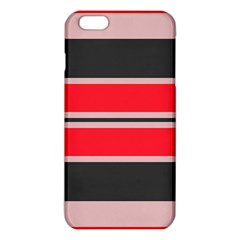 Rectangles In Retro Colors  			iphone 6 Plus/6s Plus Tpu Case
