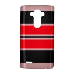 Rectangles in retro colors  LG G4 Hardshell Case