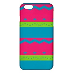 Chevrons and stripes  			iPhone 6 Plus/6S Plus TPU Case