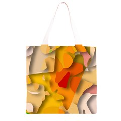 Red Spot Grocery Light Tote Bag