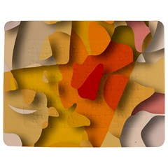 Red Spot Jigsaw Puzzle Photo Stand (Rectangular)