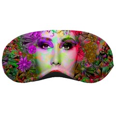Flowers In Your Hair Sleeping Masks