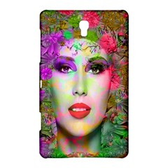 Flowers In Your Hair Samsung Galaxy Tab S (8 4 ) Hardshell Case