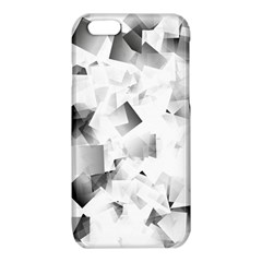 Gray and Silver Cubes Abstract iPhone 6/6S TPU Case